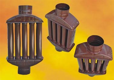 Теплообменник для дымохода: расчет мощности, изготовление, монтаж