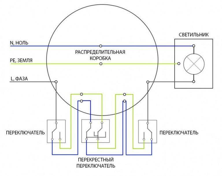 Можно ли проходной выключатель использовать как обычный