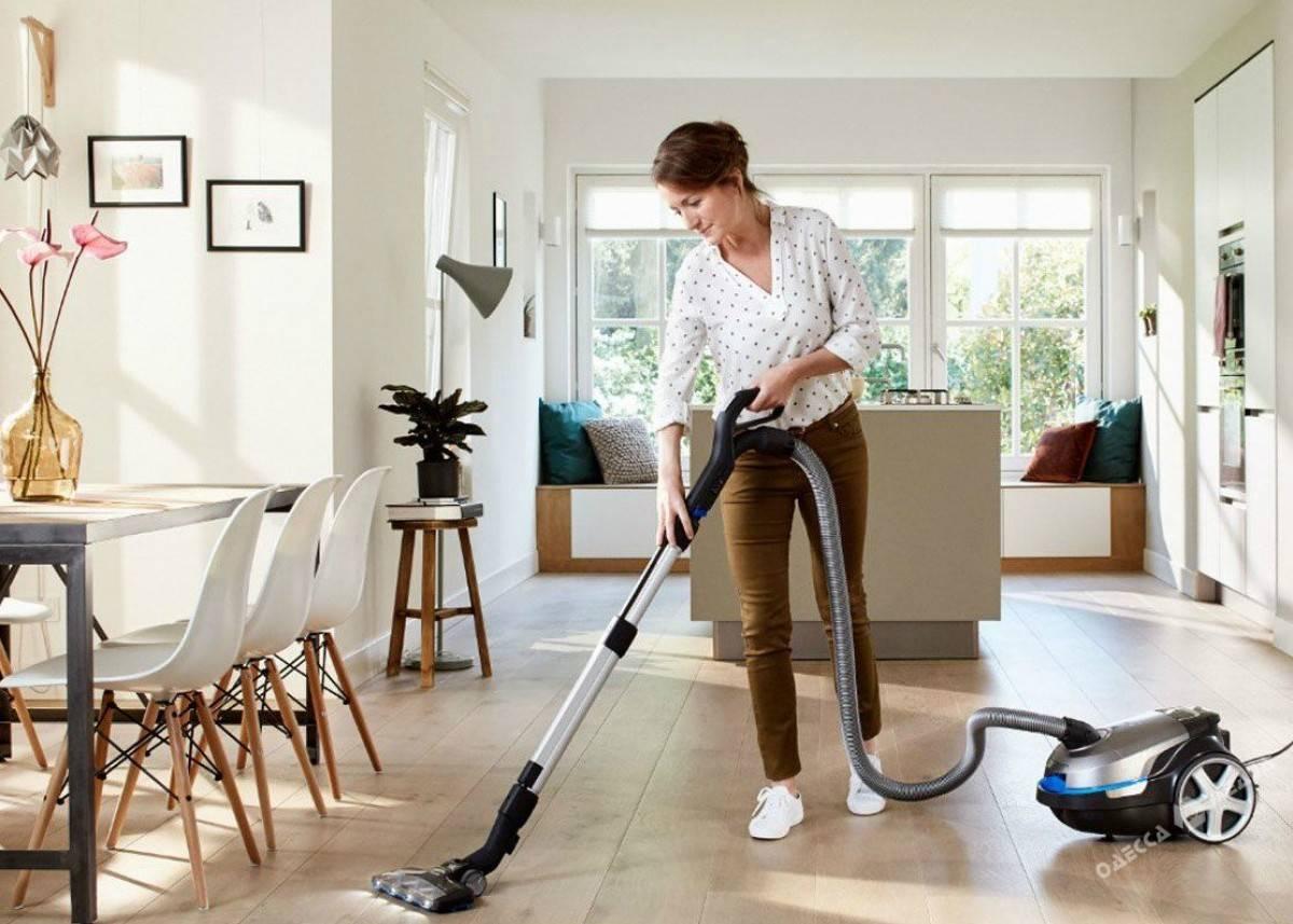 Влажная уборка в квартире: как часто нужно проводить?