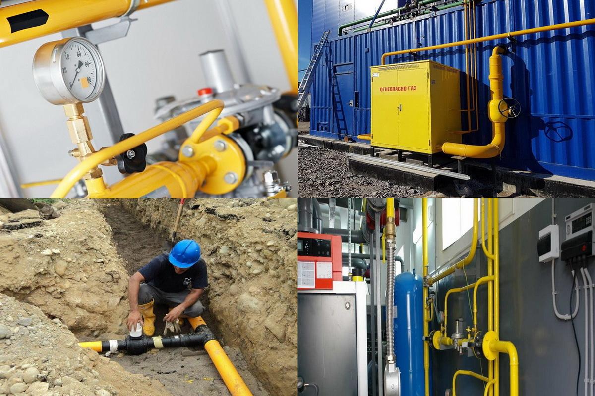 Методы прокладки газопровода: схема коммуникаций и материалы