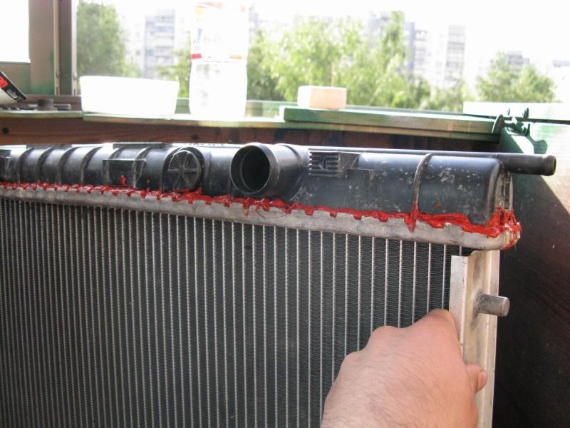 Как правильно запаять радиатор автомобиля