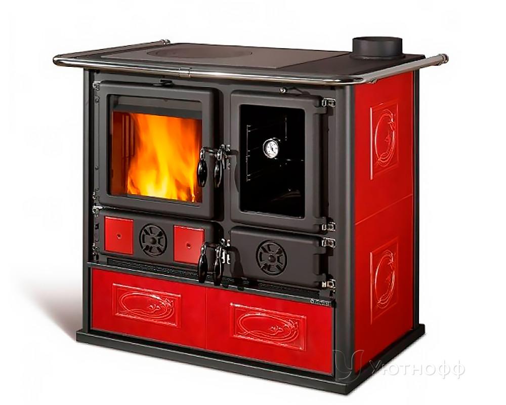 Если нет газа или электричества, спасут они! печи с водяным контуром для отопления дома