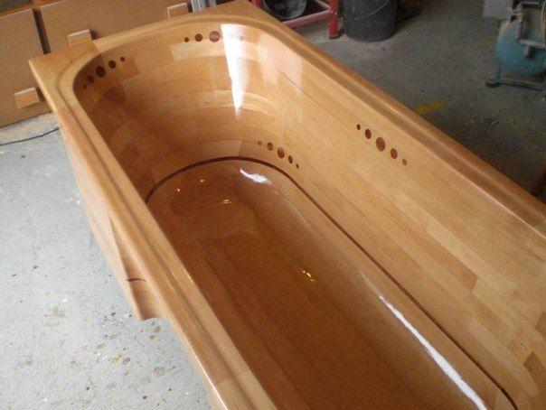 Деревянная ванна: преимущества, недостатки, разновидности и самостоятельное изготовление