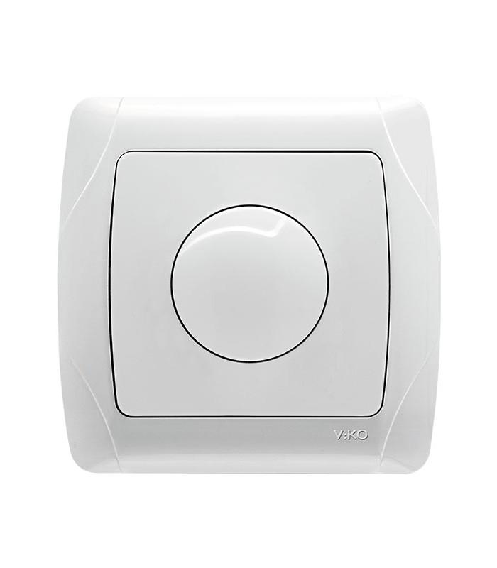 Выключатель света с регулятором яркости: критерии выбора диммера - точка j