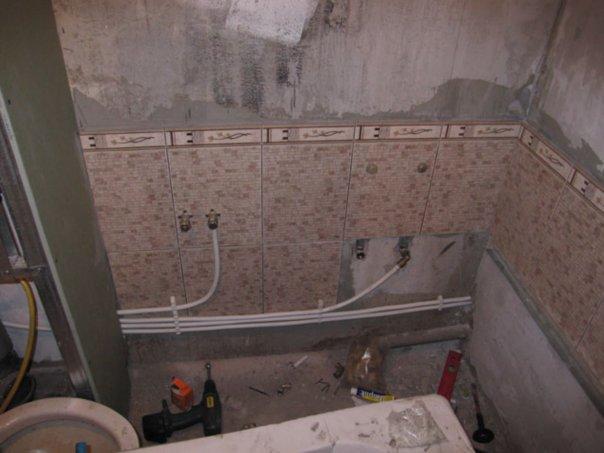 Как заменить трубы в ванной как заменить трубы в ванной