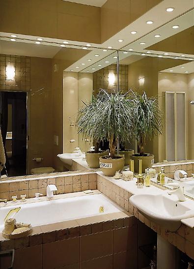 Нюансы и особенности освещения в ванной комнате