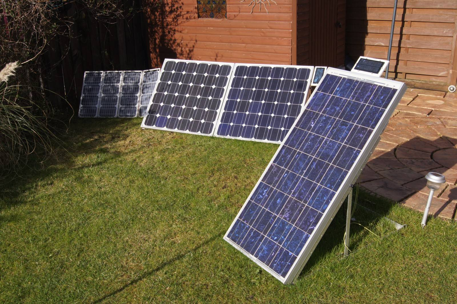 Солнечные батареи для квартиры на балконе: установка своими руками
