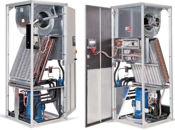 Что такое прецизионный кондиционер: классификация устройств и принцип работы агрегатов