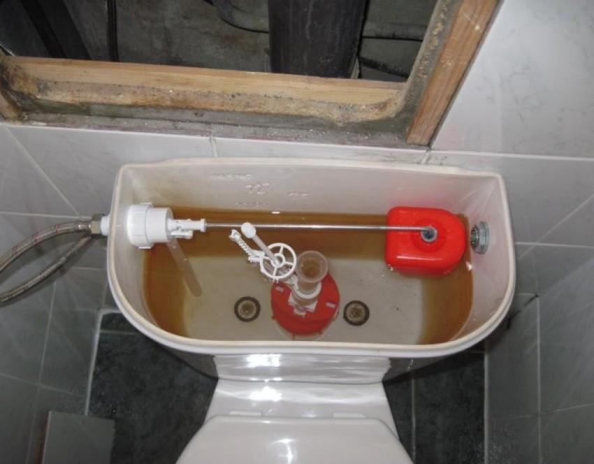 Как починить поплавок в бачке унитаза - пошаговая инструкция