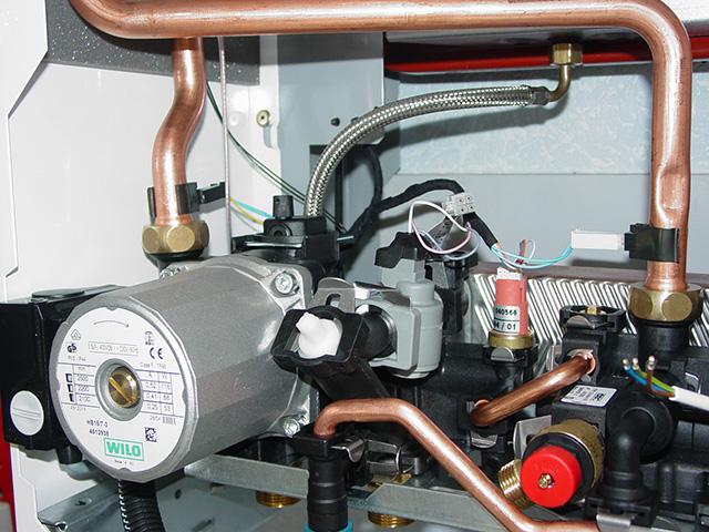 Оцениваем возможность ремонта газовых котлов vaillant своими руками