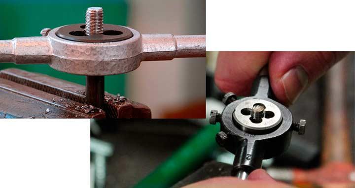 Как и чем нарезать резьбу на трубе своими руками: инструмент, способы и виды резьб