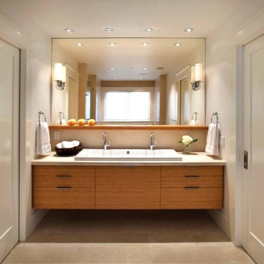 Как выбрать светильники для ванной: особенности и секреты