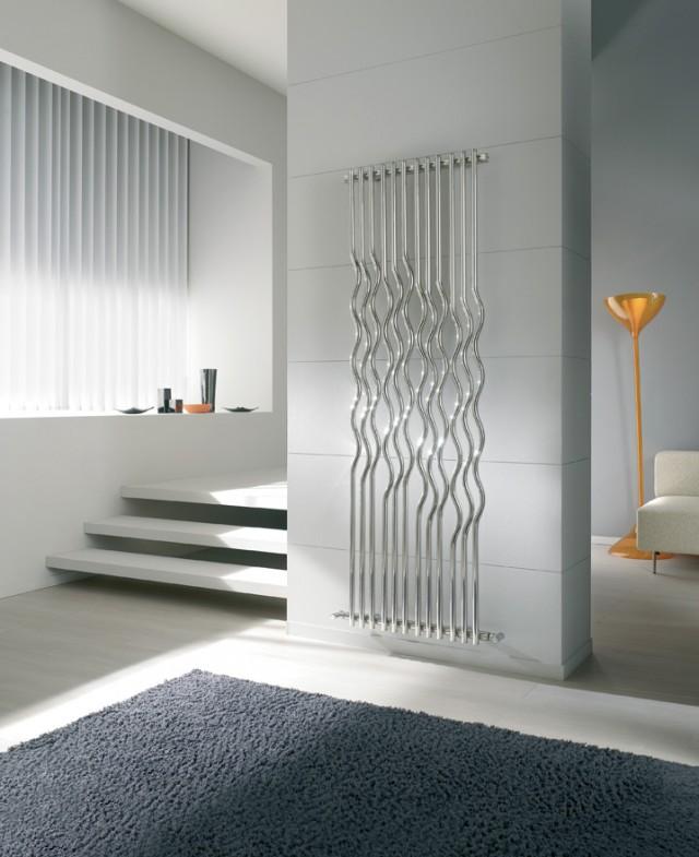 Дизайнерские радиаторы отопления: когда используются и как правильно выбрать