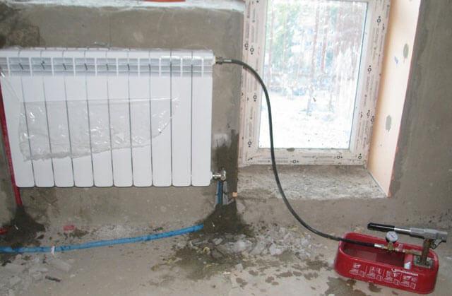 Акт опрессовки системы отопления. образец и бланк 2020 года