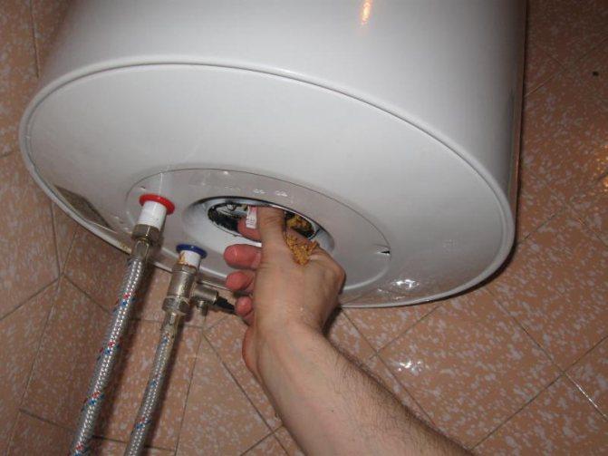 Надо ли чистить бойлер? — инструкция, как это сделать самому