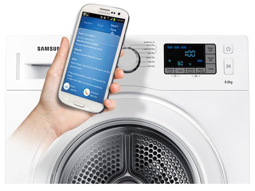 Какая стиральная машина лучше: samsung или lg