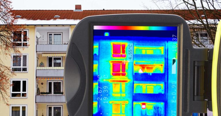 Изучаем прибор: для чего нужен, и как работает тепловизор для обследования зданий и сооружений