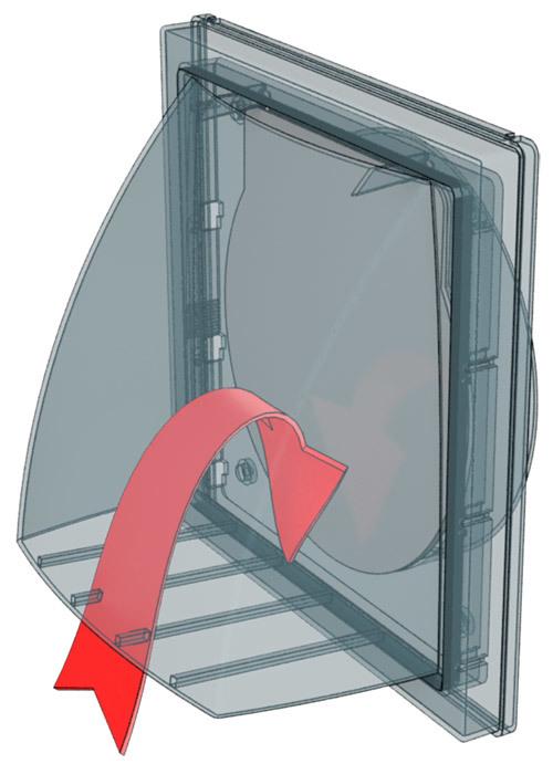Вентиляционная решетка с обратным клапаном: выбор и установка