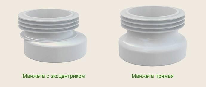 Как ставить манжет на унитаз — манжеты для унитаза