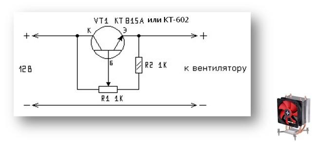 Скорость вентилятора — как изменить обороты вентилятора