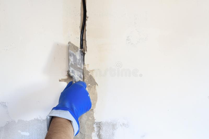 4 совета, как найти скрытую проводку в стене   строительный блог вити петрова