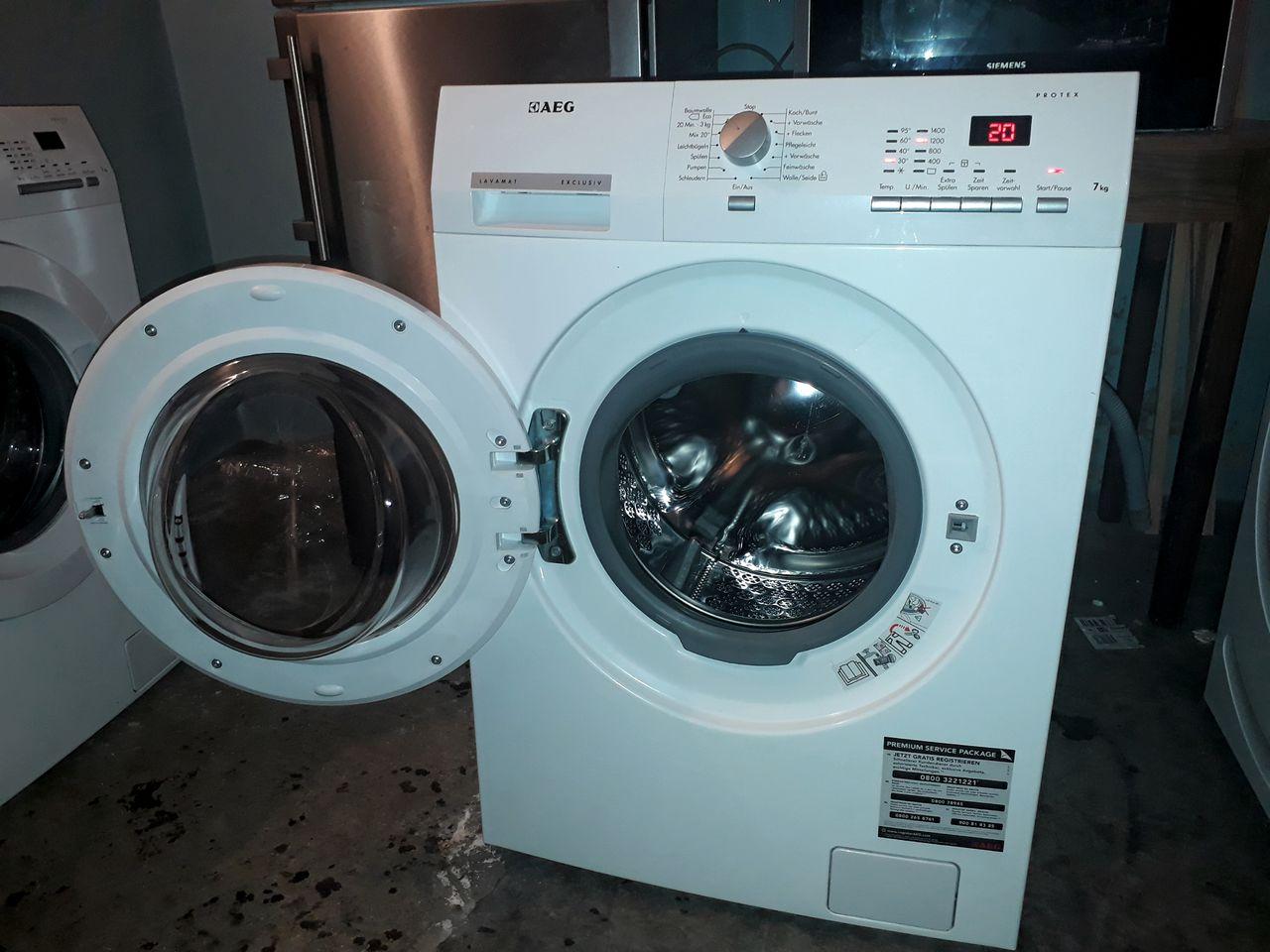Немецкие стиральные машины (немецкой сборки): bosch, siemens, miele