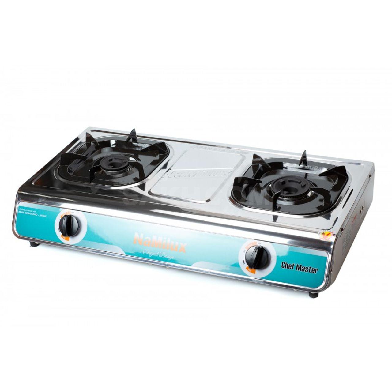 11 лучших газовых плит с газовой духовкой