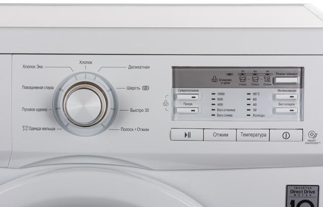 Топ 10 лучших стиральных машин 2019 года