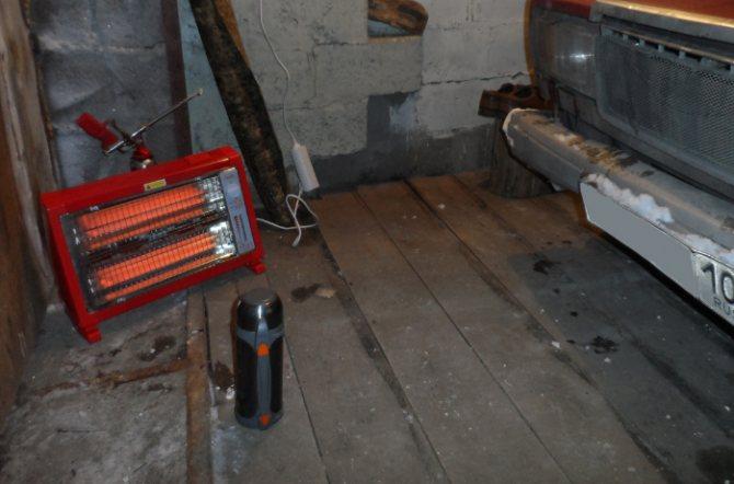 Каким должен быть газовый обогреватель для гаража? преимущества и недостатки, разновидности, обзор моделей и техника безопасности