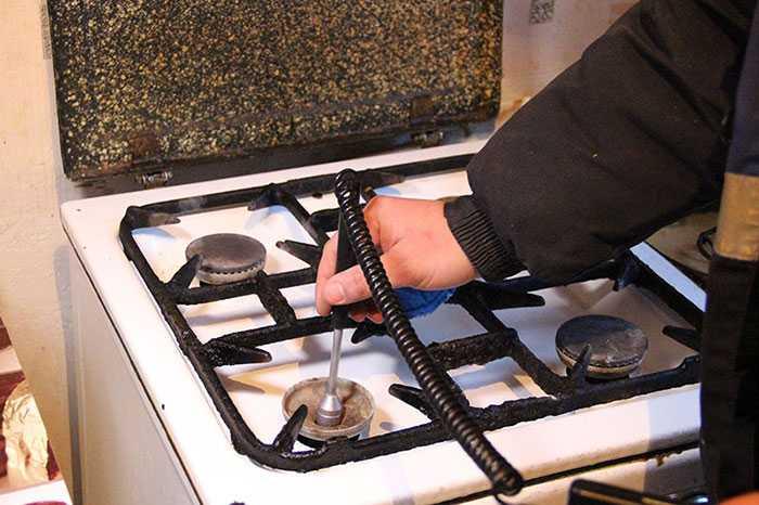 Отключение газовой плиты на время ремонта: что сказано в законодательстве, правила безопасности, алгоритм