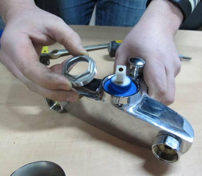Однорычажный смеситель: лучшие производители + инструкция по разборке крана