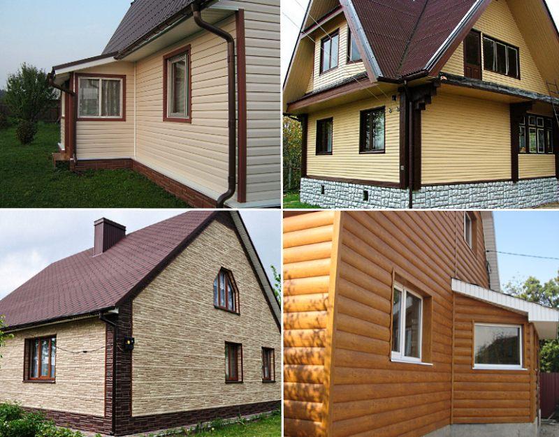 Чем обшить дачный домик? 34 фото варианты обшивки домиков снаружи, особенности наружной отделки садовых домов на даче