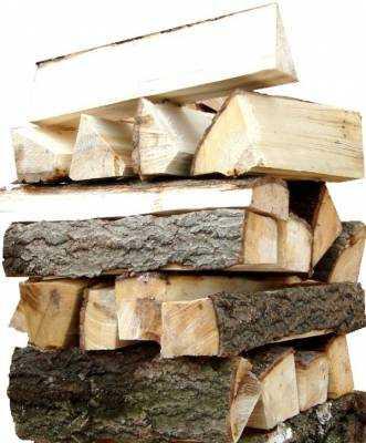 Сравнение топливных брикет с дровами – практический опыт