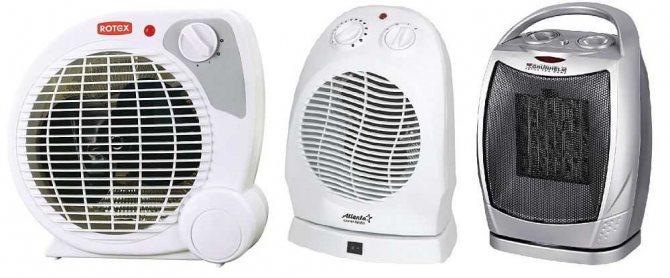 Как выбрать качественный тепловентилятор для домашнего использования