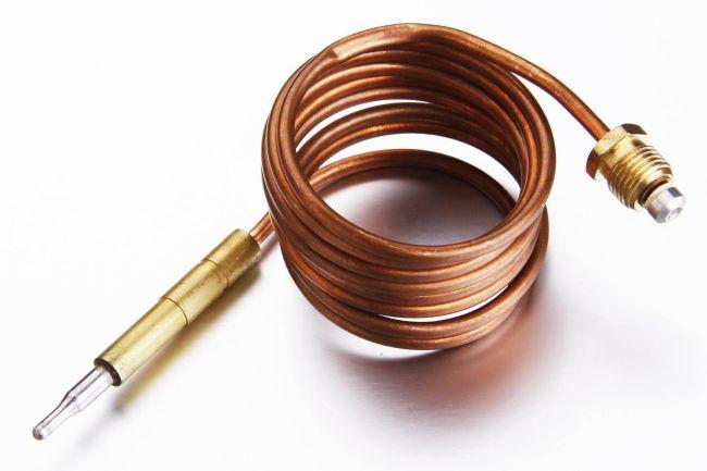 Термопара газовой горелки: как снять, заменить и установить датчик пламени котла? - zetsila