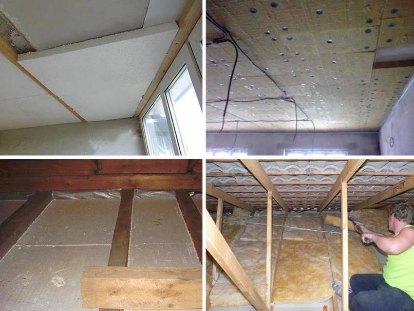 Чем лучше утеплить потолок изнутри в частном доме: выбор материала и последовательность работ чем утеплить потолок изнутри в частном доме: обзор материалов, этапы монтажа