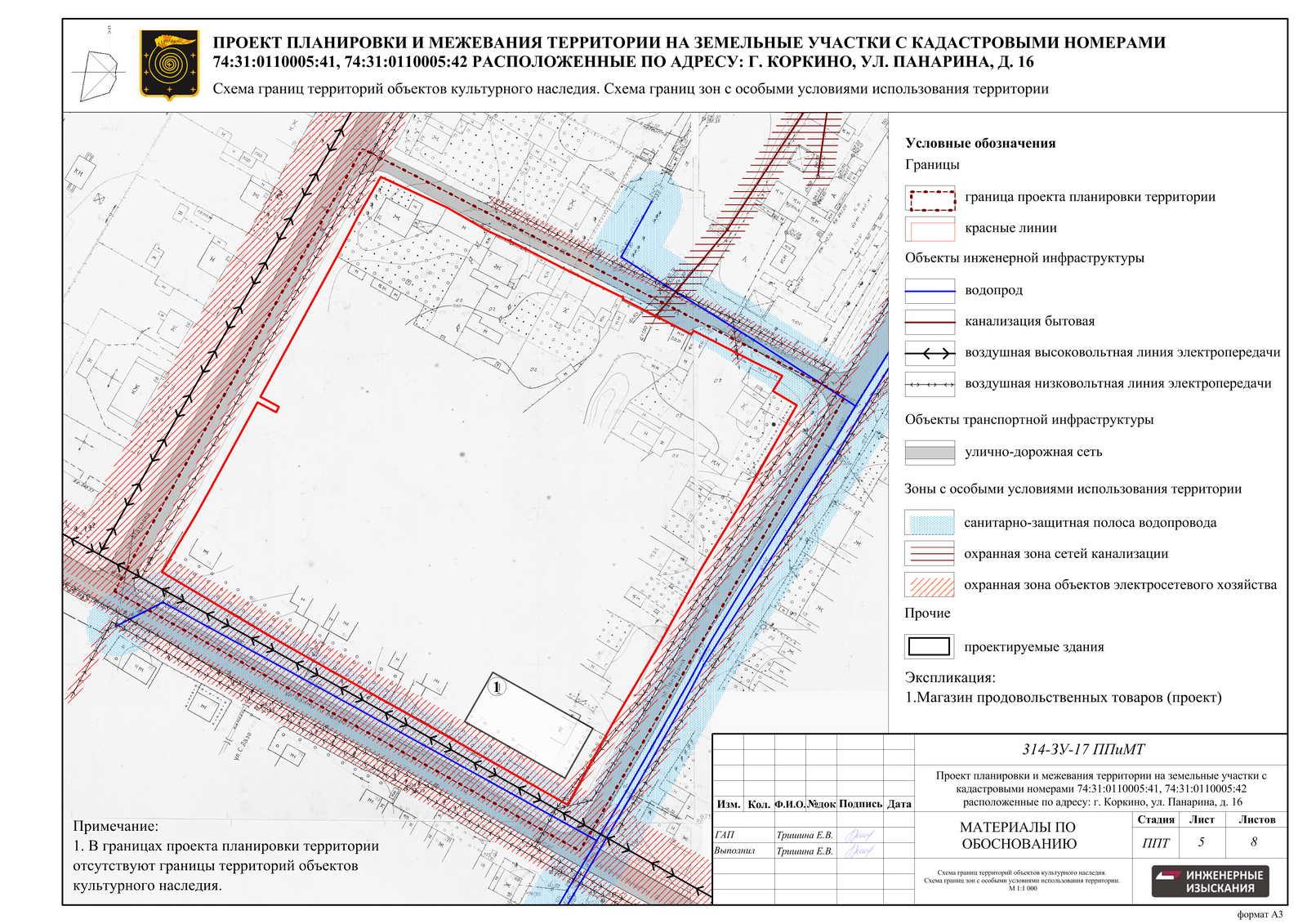 Охранная зона водопровода - санитарные нормы и требования
