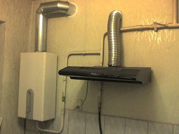 Как установить вытяжку над газовой плитой — пошаговый инструктаж по монтажу