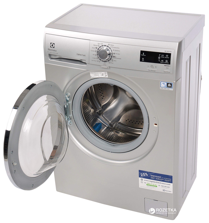 Узкие стиральные машины электролюкс - обзор моделей