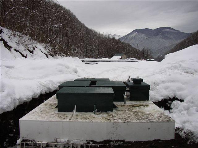 Автономный дачный септик топас: консервация на зиму своими силами