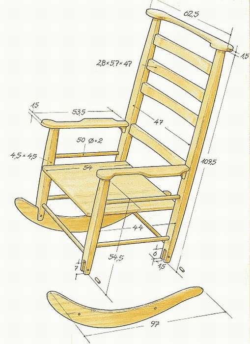Кресло своими руками: изучите фото, подберите чертеж с размерами, подготовьте материалы (доски, бревна или паллеты), чтобы сделать самому пошагово удобный трон