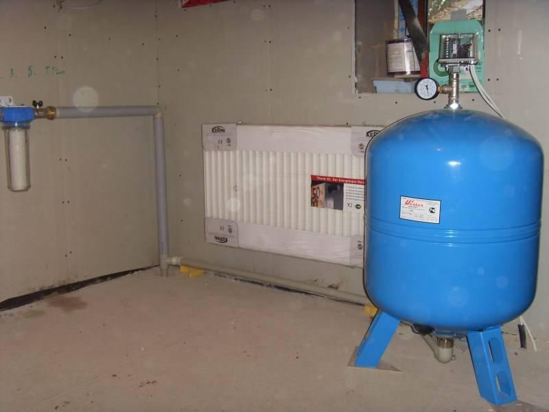 Принцип работы гидроаккумулятора для водоснабжения и советы по выбору аква-ремонт