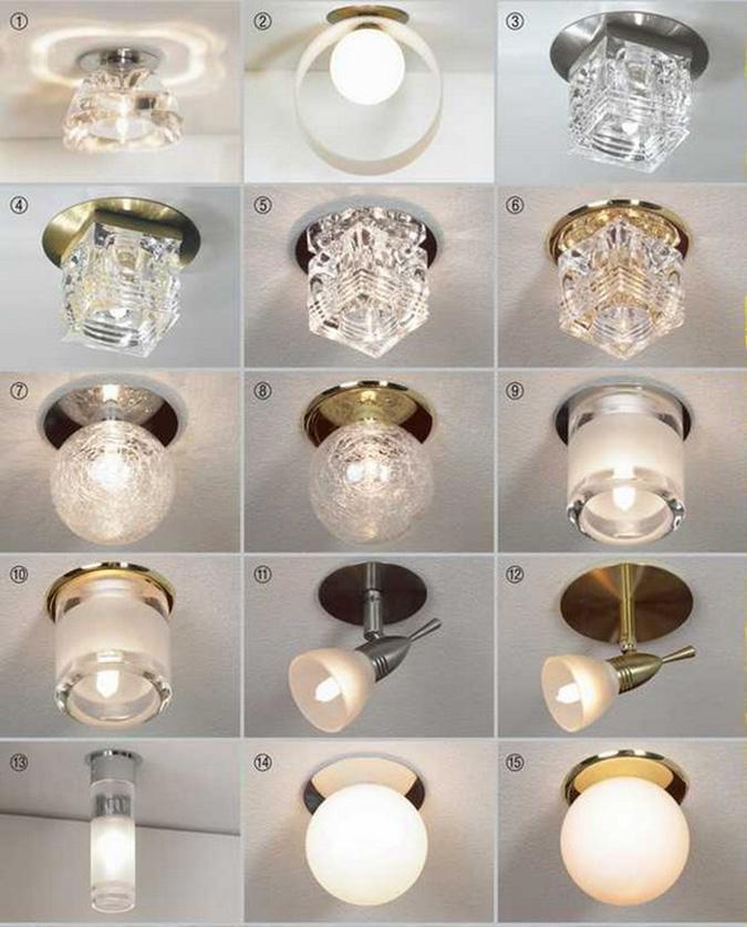 Выбираем лучшие точечные светильники: какие бывают светильники и советы по выбору потолочных моделей (115 фото + видео)