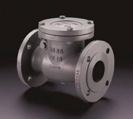 Клапаны для систем отопления: балансировочный, обратный, трехходовой