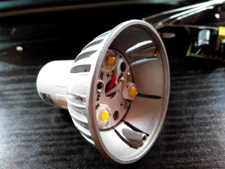 Ремонт светодиодных ламп своими руками: пошаговая инструкция