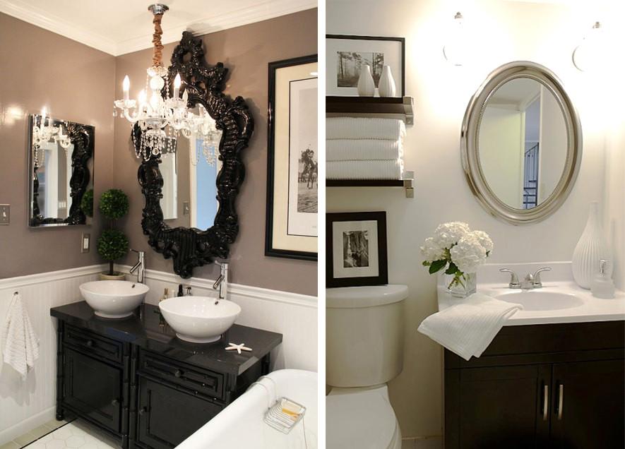 Декор ванной — оригинальные решения, современные примеры и рекомендации по оформлению ванной комнаты (90 фото)