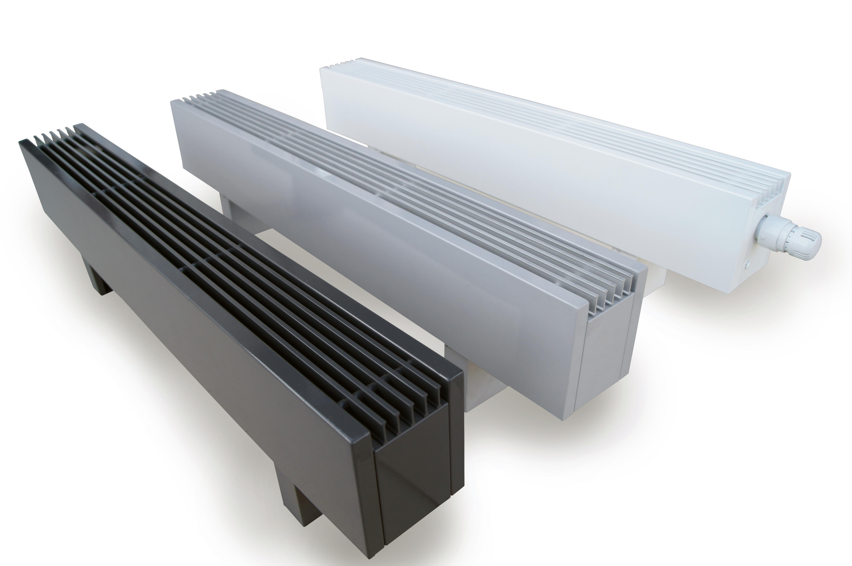 Напольный водяной конвектор отопления: обзор моделей российского производства, с вентилятором и без, схема подключения