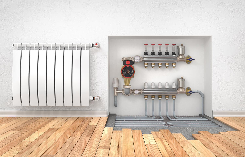 Автономное отопление в частном доме своими руками: просто, дёшево и без труб, без газа, с котлом и другие варианты