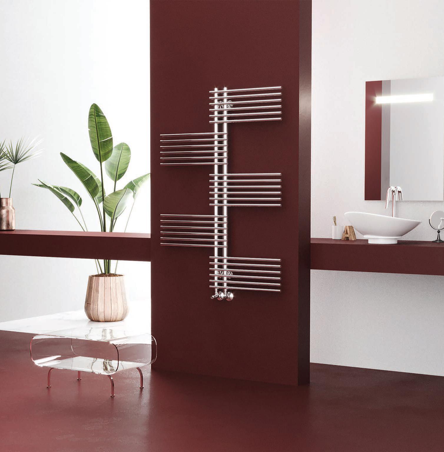 Рейтинг водяных полотенцесушителей: 12 лучших моделей разных форм и материалов