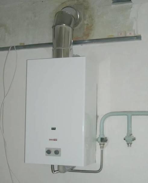 Самостоятельная замена газовой колонки: требования, технология